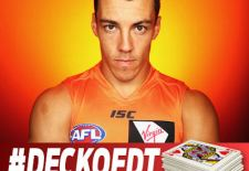 Dylan Shiel – Deck of DT 2016