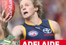 Adelaide AFL Fantasy Prices 2016
