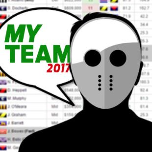 My Team 2017 – Round 11
