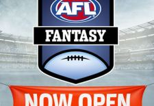 AFL Fantasy 2017 is open!