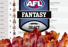 Bacon Cup Draft 2017