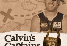 Calvin's Captains – Rd. 13