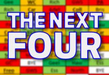The Next Four – Round 8