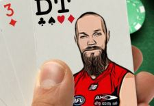 Max Gawn – Deck of DT 2018