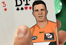 Brett Deledio – Deck of DT 2018