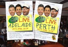 DT Talk LIVE in Adelaide and Perth