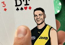 Dion Prestia – Deck of DT 2018