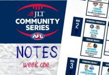 JLT Notes – Week 1