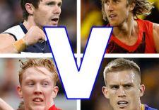 Versus – Round 17