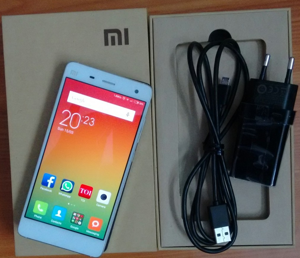 Mi4 Unboxing - Review Xiaomi MI4-16 GB - Hands on Experience