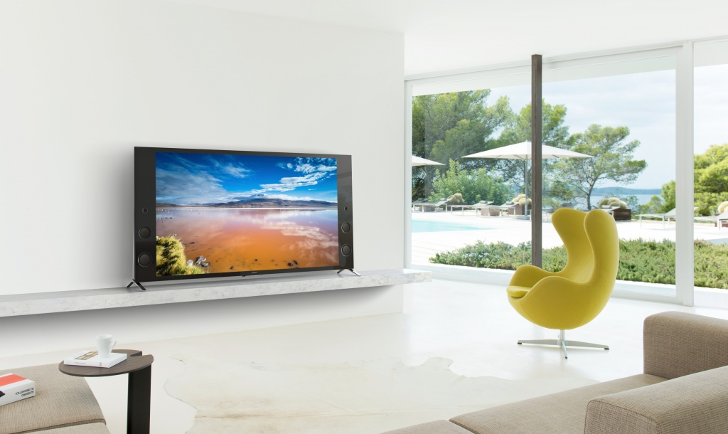 Sony Launched New TV X9350D- 2