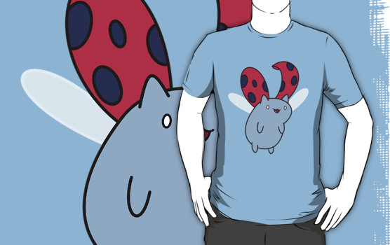 Flying Catbug T-Shirt