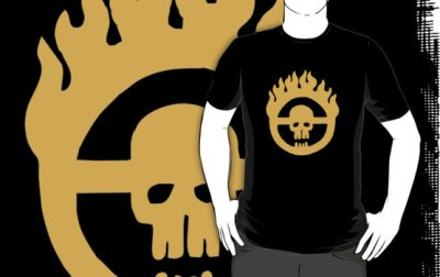 Mad Max - Fury Road Skull T-Shirt