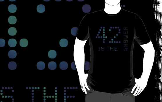 42 is the Answer T-Shirt