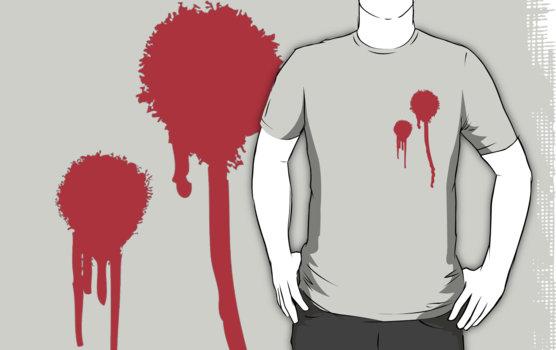 Gunshot Wound T-Shirt
