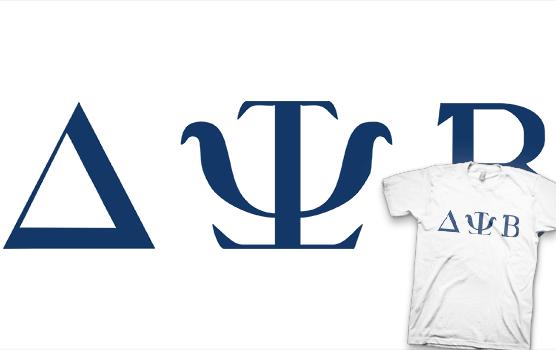 Delta Psi Beta Neighbors T Shirt Dreamteebox