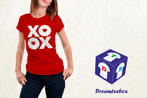 Valentine's Day - XOXO T-Shirt