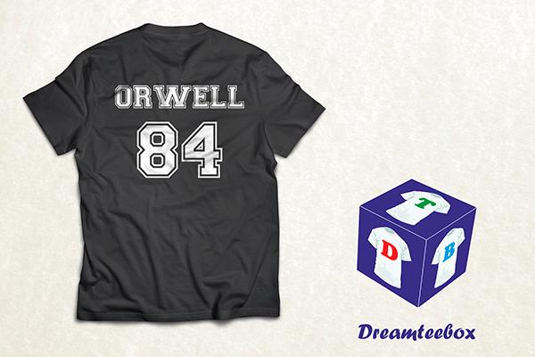 1984 - George Orwell T-shirt