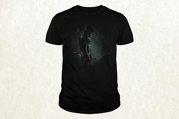 Arrow In The Shadows T-shirt