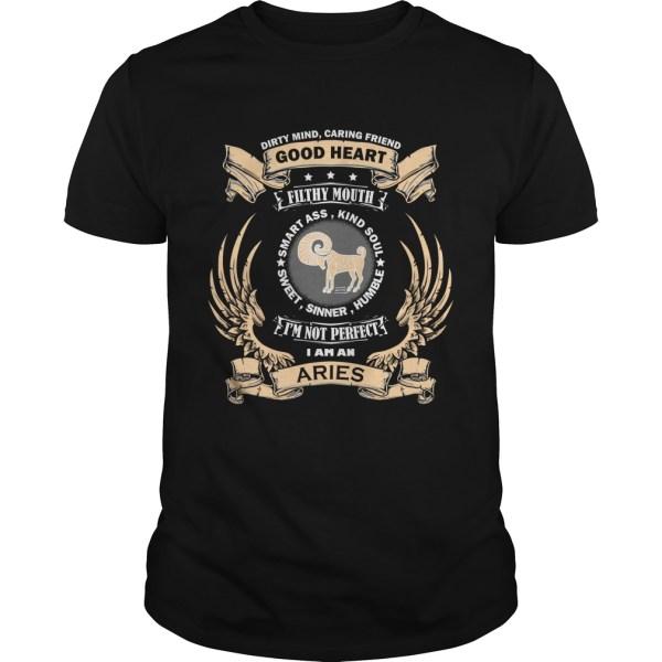 Zodiac Sign - Aries T-shirt
