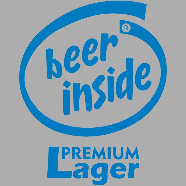 Beer Inside Premium Lager T-shirt