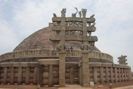 Sanchi - Buddhist monument