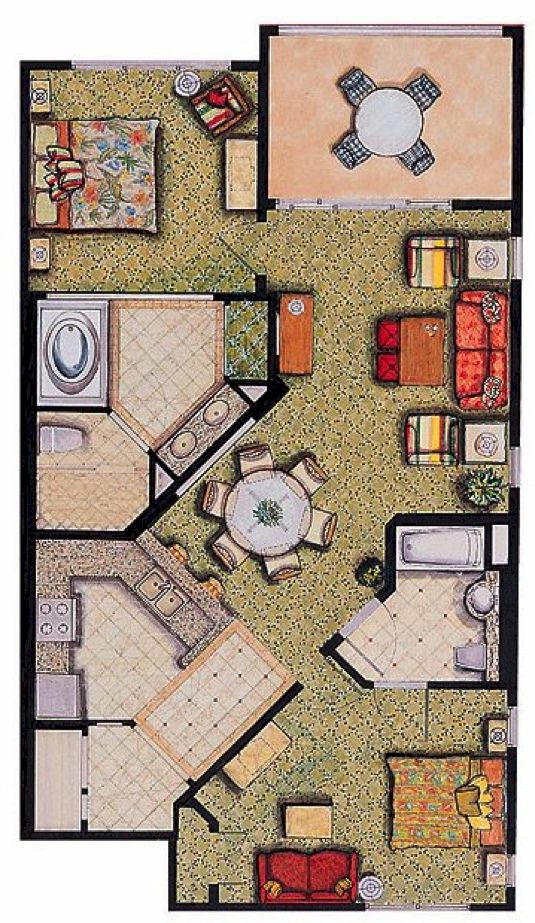 Plan Your Kitchen Layout