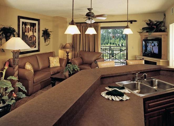 Wyndham Bonnet Creek  Dream Vacation Villas  Resort Rentals
