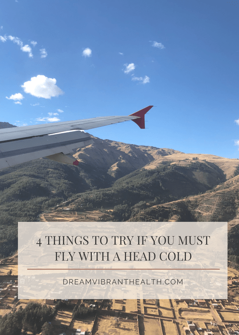 Take control of ear pressure and pain when traveling