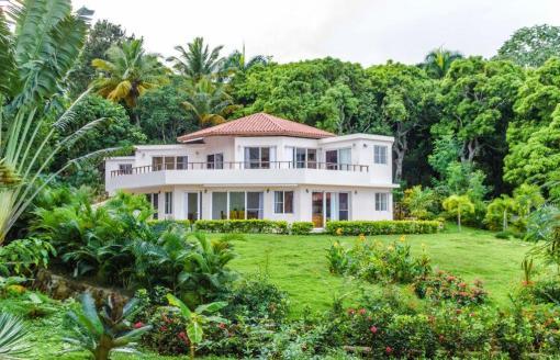 Octagon Villa