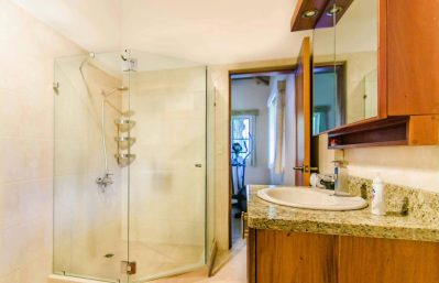 Home 1 master bathroom