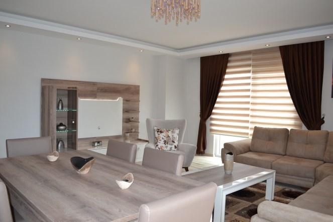 MA887 Beykonak 3 Bed Luxury Apartments Mahmutlar - 12