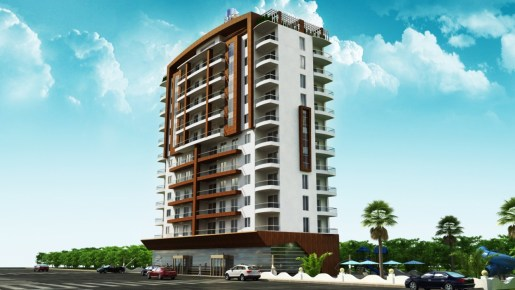 OP500 Bay IV Apartments, Off Plan Project Mahmutlar - 1