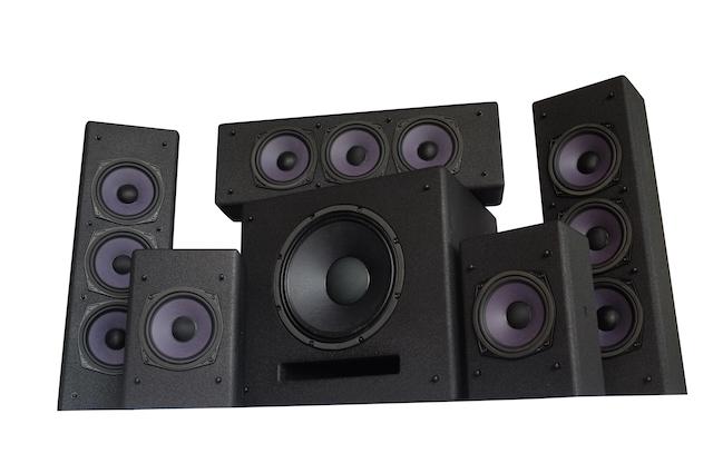 > PHT-X Series Cinema Loudspeakers