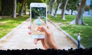 Augmented Reality Pokeman Go