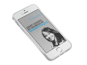 Holmesglen Short Courses App on Phone