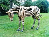 Driftwood War Horse | 'Dreamwall Style Blog'