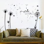 Dandelion Wall Decals Hm1xl8259