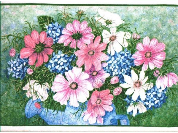 Floral Wallpaper Borders Border B3012h
