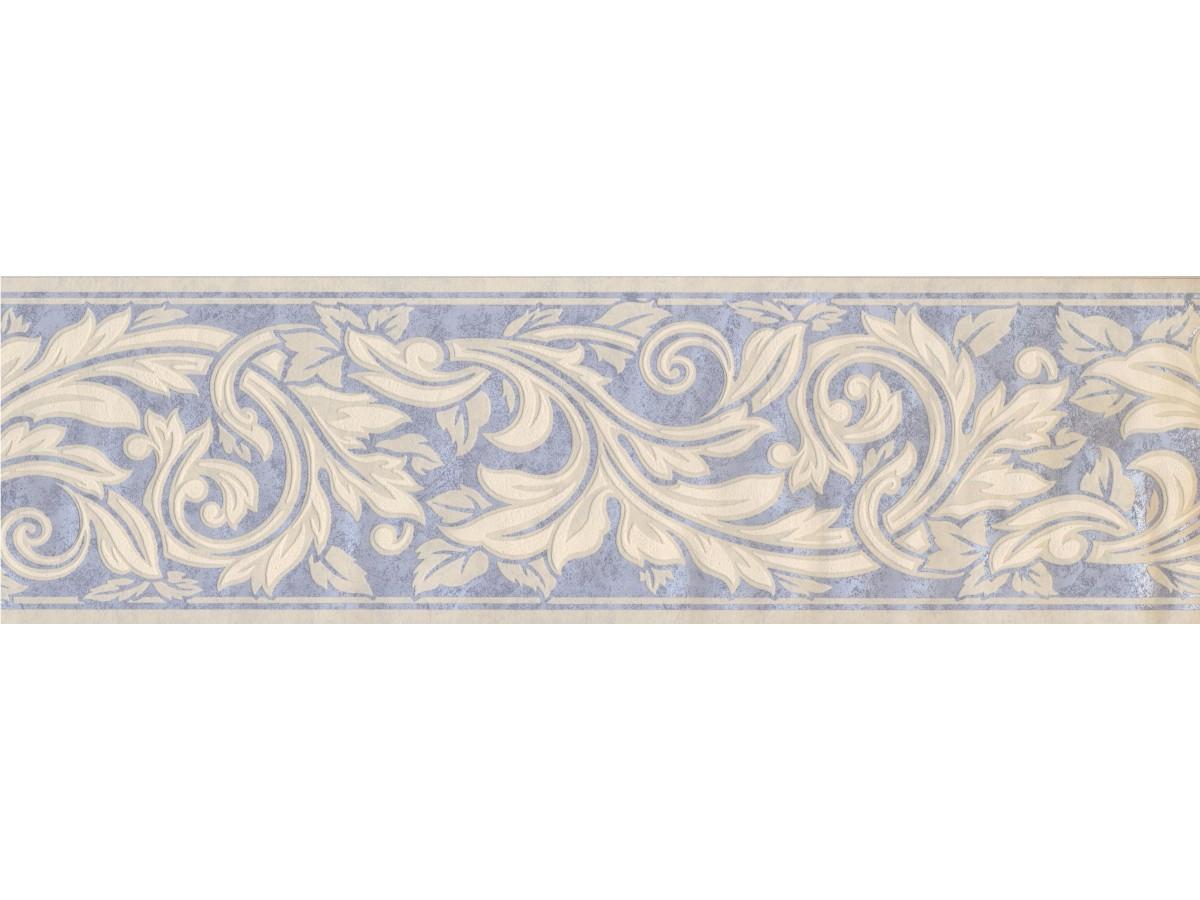 Floral Wallpaper Border 93385
