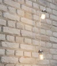 fake brick wall panels | Dreamwall wallcoverings with a ...