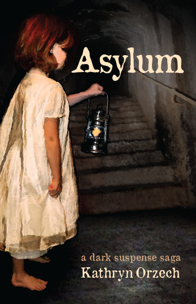 Asylum, book front cover #thriller #historical #suspense