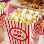 Popcorn for premiere