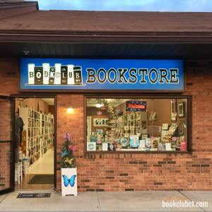 Book Club Bookstore, S.Windsor CT