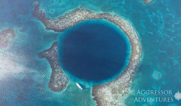 Belize Aggressor III - Blue Hole