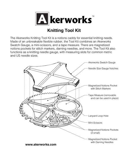 Akerworks Tool Kit
