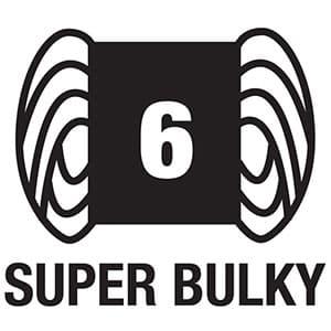 For Super Bulky Yarn