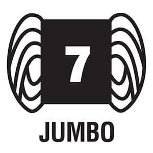 For Jumbo Yarn