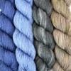 Artyarns Crazy Stripes Scarf Kit, Dream Weaver Yarns LLC