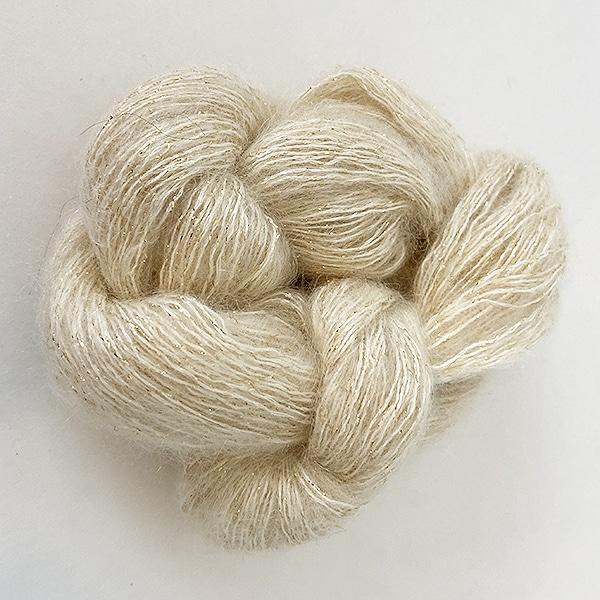 Artyarns Silk Mohair Glitter Yarn, Dream Weaver Yarns LLC